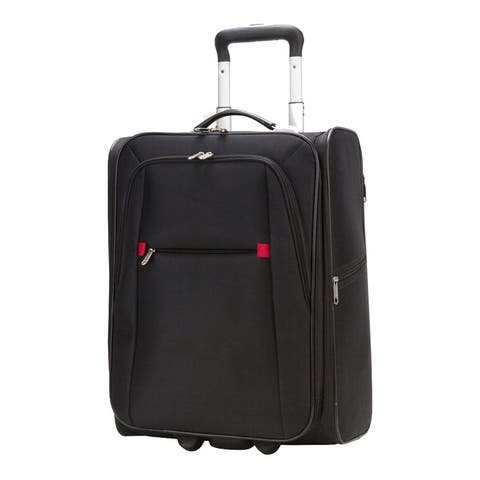 """Overnight Carry-on Folding Luggage Case with Tablet Storage - 15"""" x 20"""" x 8"""""""