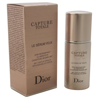 Christian Dior Capture Totale 360 Light-Up Open-Up 0.5-ounce Replenishing Eye Serum