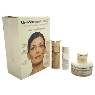 Peter Thomas Roth Un-Wrinkle 4-piece Kit