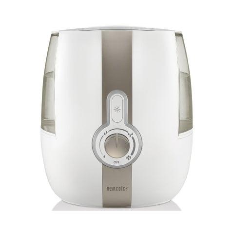 HoMedics Cool Mist Ultrasonic Humidifier + Demineralzation Cartridge