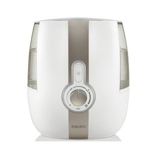 HoMedics Cool Mist Ultrasonic Humidifier + Demineralzation Cartridge