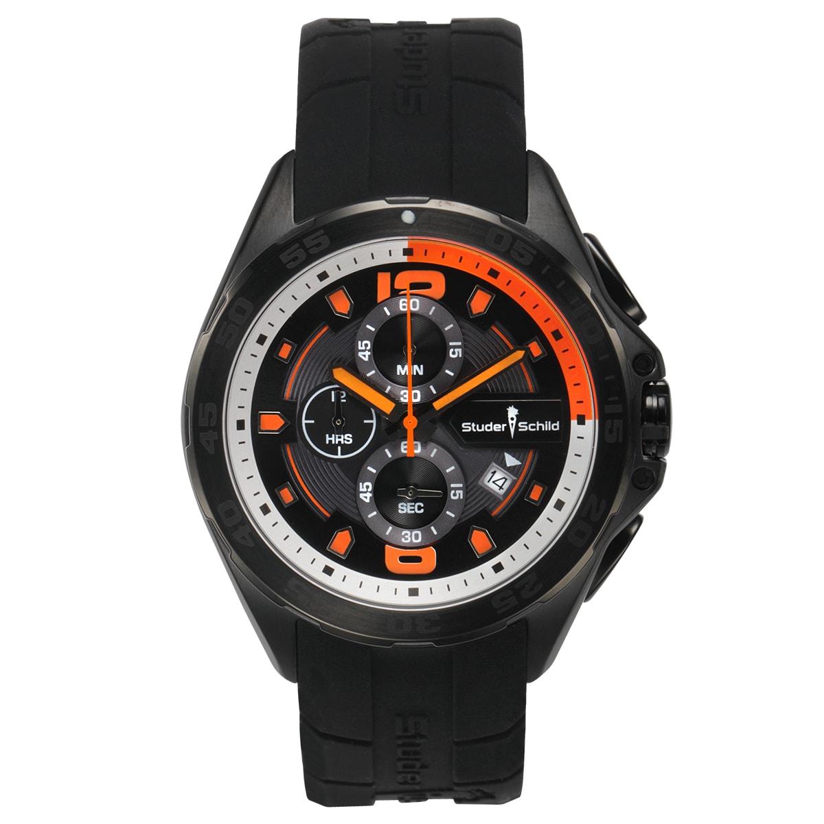 Citizen Studer Schild Cantor Chronograph Men's Watch Quar...