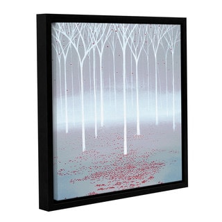 ArtWall Herb Dickinson's Tacenda, Gallery Wrapped Floater-framed Canvas