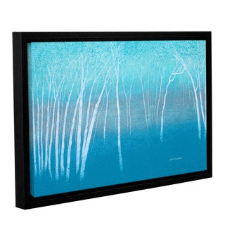 ArtWall Herb Dickinson's Lakeland, Gallery Wrapped Floater-framed Canvas