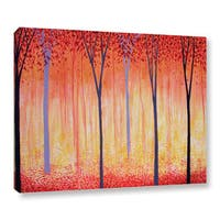 ArtWall Herb Dickinson's Placid, Gallery Wrapped Canvas