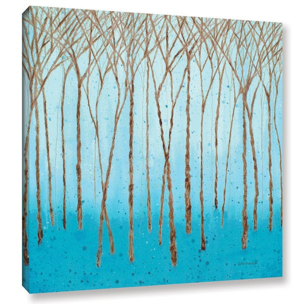 ArtWall Herb Dickinson's Fantasy Forest, Gallery Wrapped Canvas