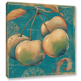 ArtWall Daphne Brissonnet's Lovely Fruits 3, Gallery Wrapped Canvas