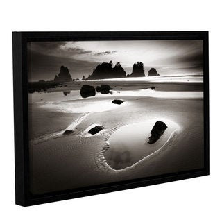 ArtWall Alan Majchrowicz's Point Of Arches, Gallery Wrapped Floater-framed Canvas
