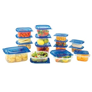 30-piece Variety BPA-free Storage Containers with Lids