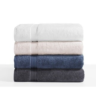Vivendi Turkish Cotton Bath Towel (Set of 4) (3 options available)