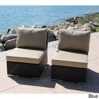 Anne 2-piece Armless Slipper Chair