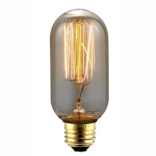 Elitco Lighting Elitco Nostalgic T14 2100K 40-Watt E26 Light Bulb