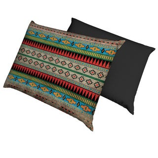 Aztec Pattern Dog Bed Waterproof Dog Bed