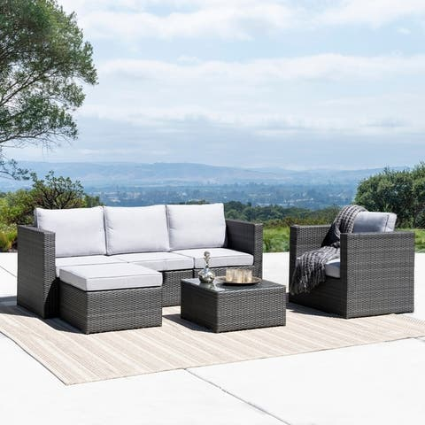 Miraculous Buy White Aluminum Outdoor Sofas Chairs Sectionals Download Free Architecture Designs Ogrambritishbridgeorg