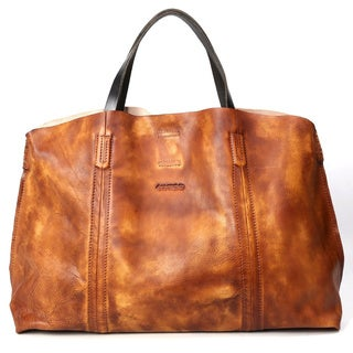Old Trend 13008 Forest Island Brown Tote Bag