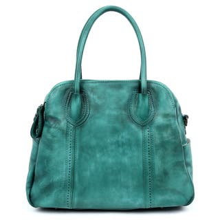 bebda00f5 Buy Blue, Leather Hobo Bags Online at Overstock.com   Our Best Shop ...