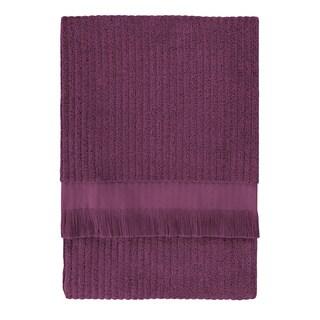 Turkish Cotton Ribbed Bath Sheet