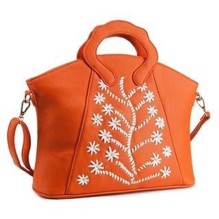 Ann Creek Women's 'Flake' Tote Bag