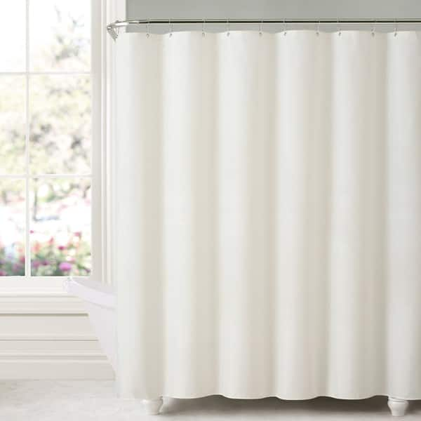 Shower Curtains That Won T Mildew.Shop Mildew Free Water Repellent Fabric Shower Curtain Liner 70