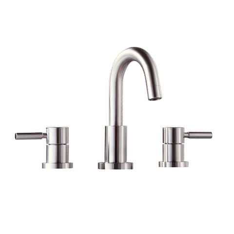 Avanity Positano 8-inch Widespread Bath Faucet - in Chrome (As Is Item)