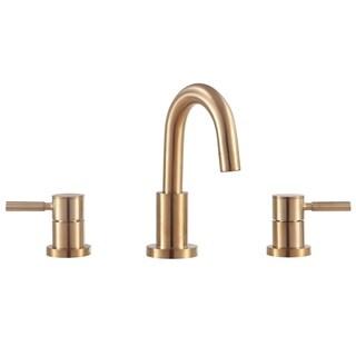 Avanity Positano Silver Chrome 8-inch Widespread Bath Faucet