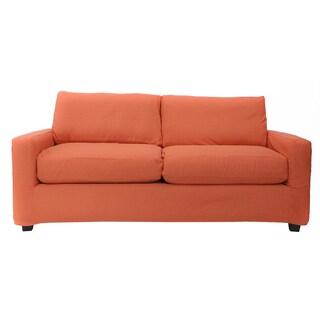 Bombay Hornell Knockdown Sofa with Mango Slipcover