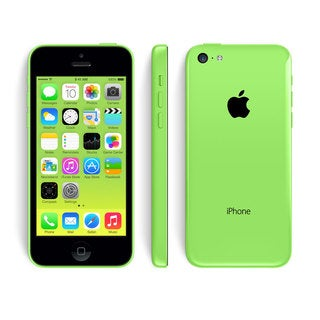 Apple iPhone 5C 16GB Factory Unlocked GSM Certified Refurbished Cell Phone