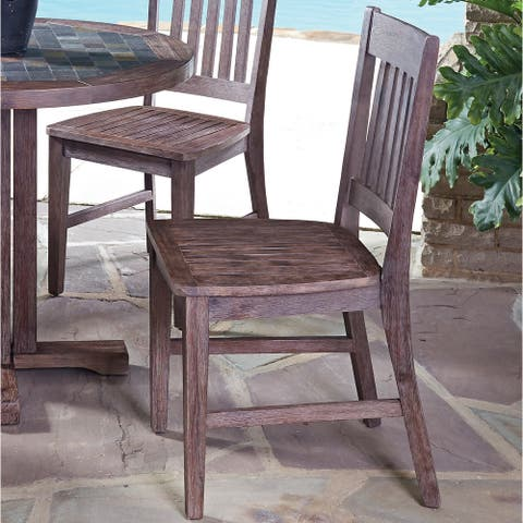 Morocco Side Chair (Set of 2) by Home Styles