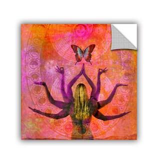 ArtAppealz Elena Ray 'Celestial Goddess' Removable Wall Art