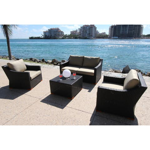 Anne 5-piece Deep Seating Sofa Set