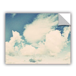 ArtAppealz Elena Ray 'Clouds On A Beautiful Day' Removable Wall Art