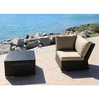 Anne 2-piece Sectional Corner and Coffee Table