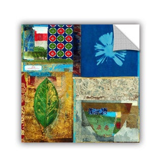 ArtAppealz Elena Ray 'May You Grow Rich' Removable Wall Art