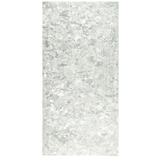 SomerTile 11.75x23.75-inch Marinero Panorama Opaline Glass Wall Tile