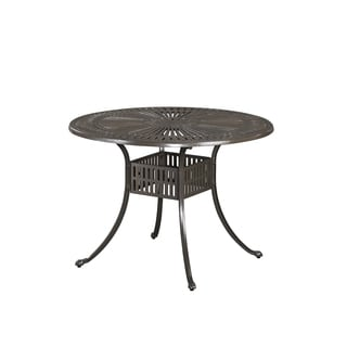 Home Styles Largo II 42 Inch Round Dining Table