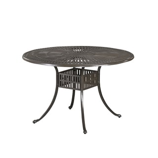 Home Styles Largo II 48 Inch Round Dining Table