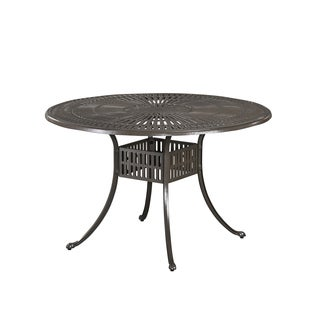 Largo II 48 Inch Round Dining Table by Home Styles