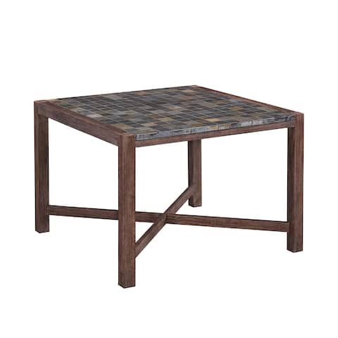 Morocco Square Dining Table by Home Styles