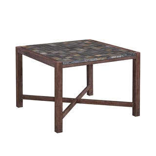 Slate Outdoor Dining Tables Online At Our Best Patio Furniture Deals