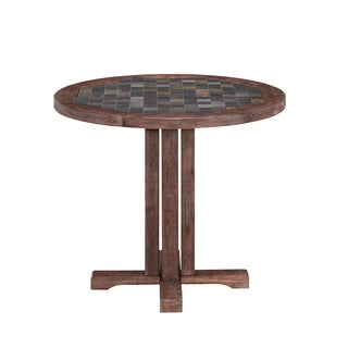 Morocco Round Dining Table by Home Styles