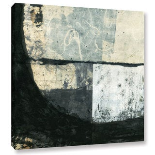 ArtWall Elena Ray 'Black Ink' Gallery-wrapped Canvas