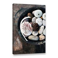 ArtWall Elena Ray 'Bowl Of The Sea' Gallery-wrapped Canvas - Multi