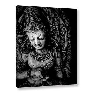 ArtWall Elena Ray 'Buddha' Gallery-wrapped Canvas