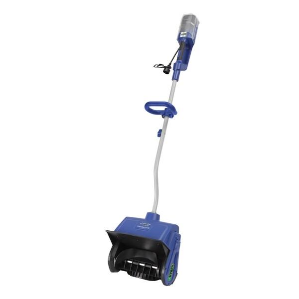 Snow Joe iON iON13SS-HYB 40-Volt 4.0-Ah 13-inch Cordless/ Electric Hybrid Snow Shovel