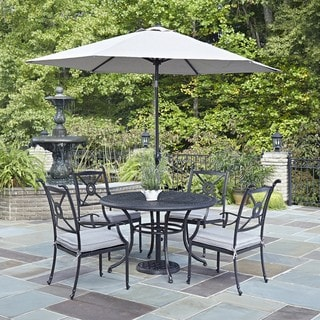 Home Styles Athens 5-piece Dining Set with Arm Chairs