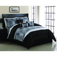 Kellen Embroidered 7-piece Comforter Set