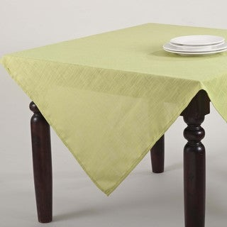 Classic Woven Design Tablecloth