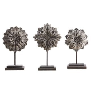Alarik Aged Ivory Florals (Set of 3)