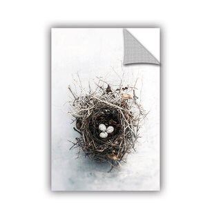 ArtAppealz Elena Ray 'Bird Nest' Removable Wall Art