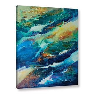 ArtWall Trish Mckinney's Living Water, Gallery Wrapped Canvas